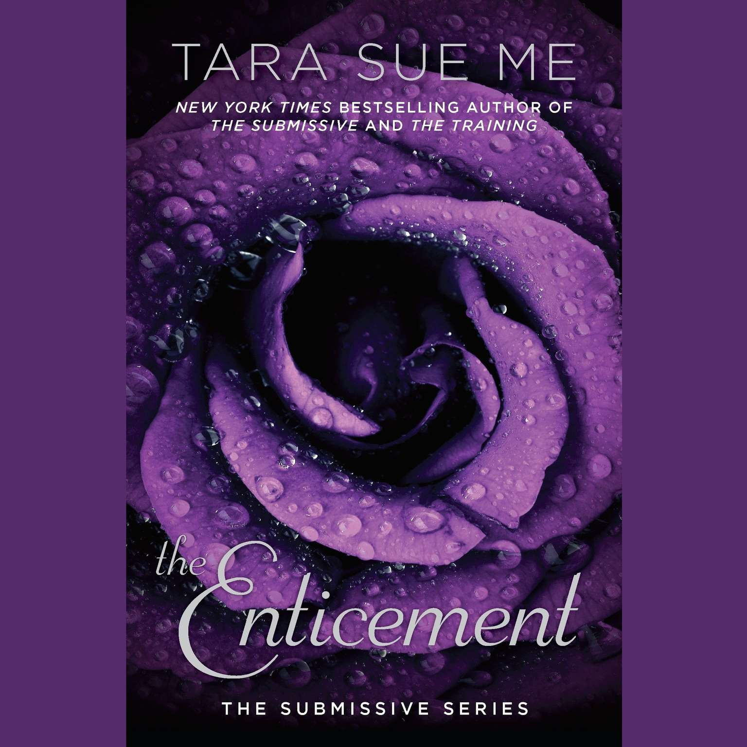 Printable The Enticement: The Submissive Series Audiobook Cover Art