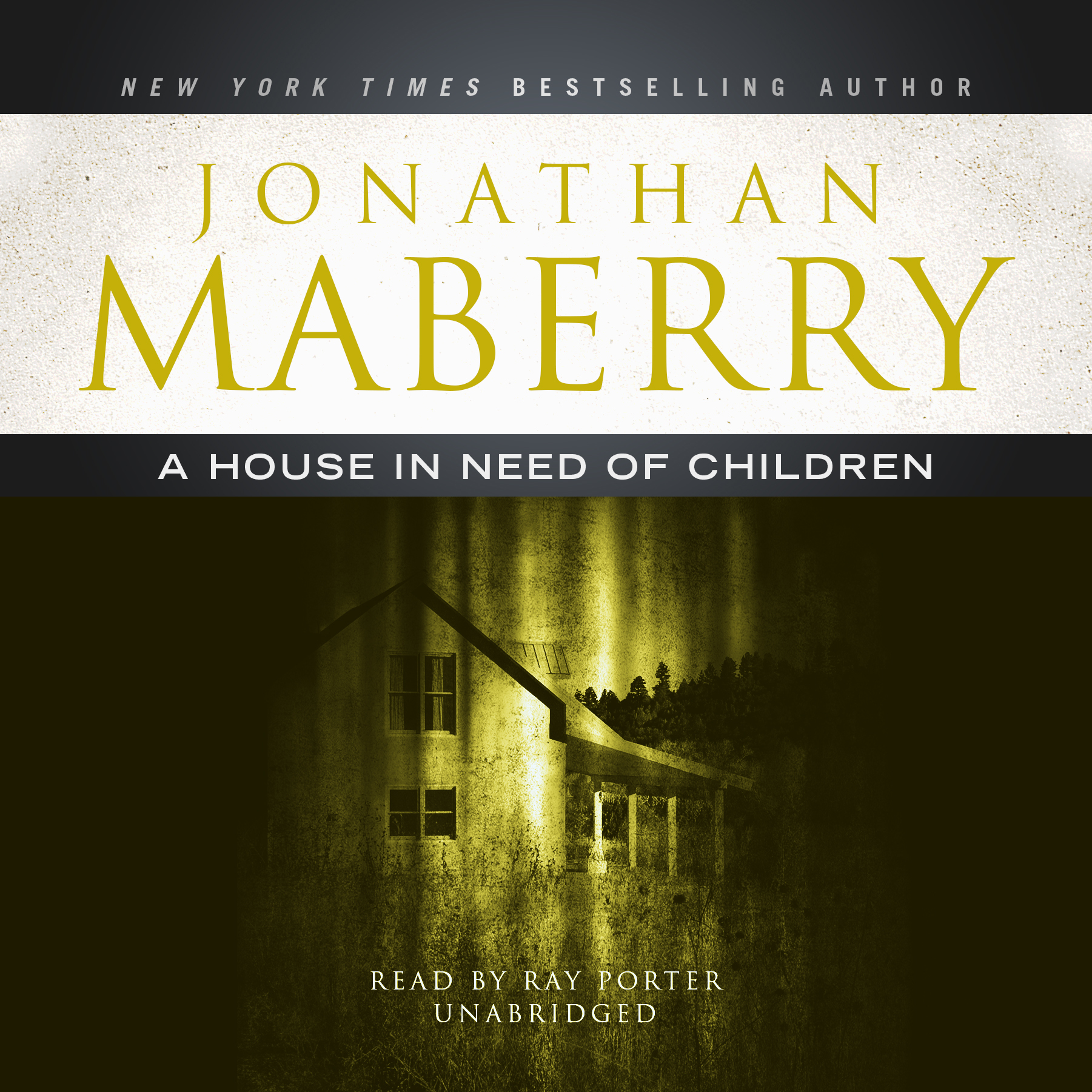 Printable A House in Need of Children Audiobook Cover Art