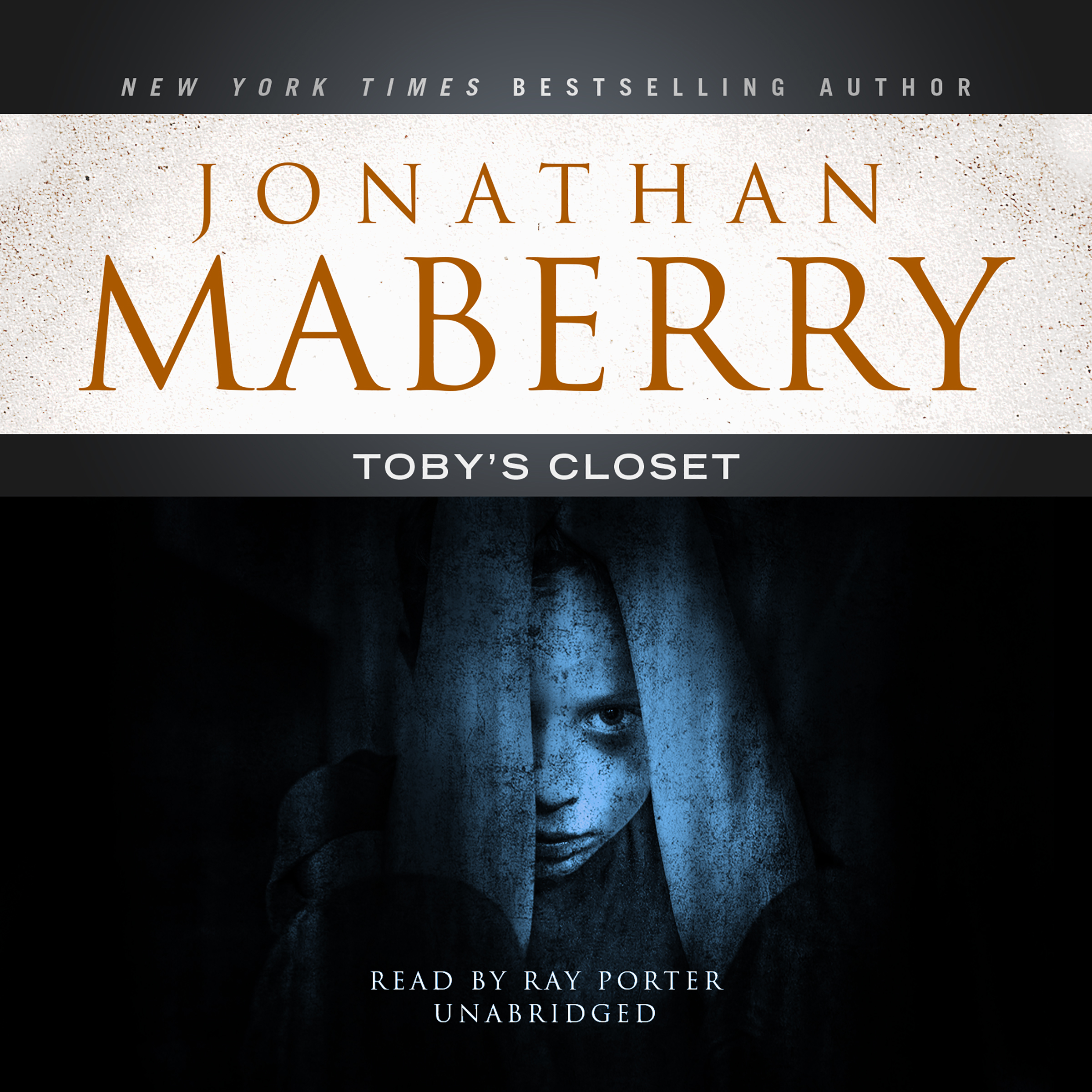 Printable Toby's Closet Audiobook Cover Art
