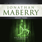 Crazy Town Audiobook, by Jonathan Maberry