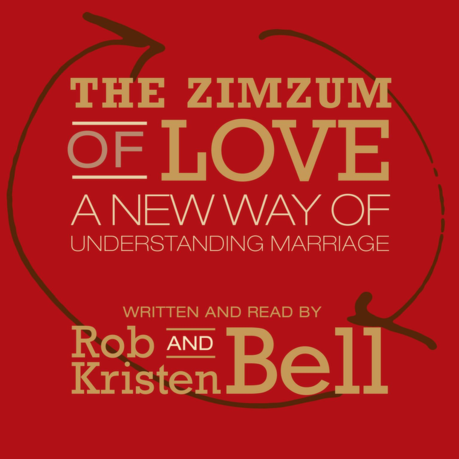 Printable The Zimzum of Love: A New Way of Understanding Marriage Audiobook Cover Art