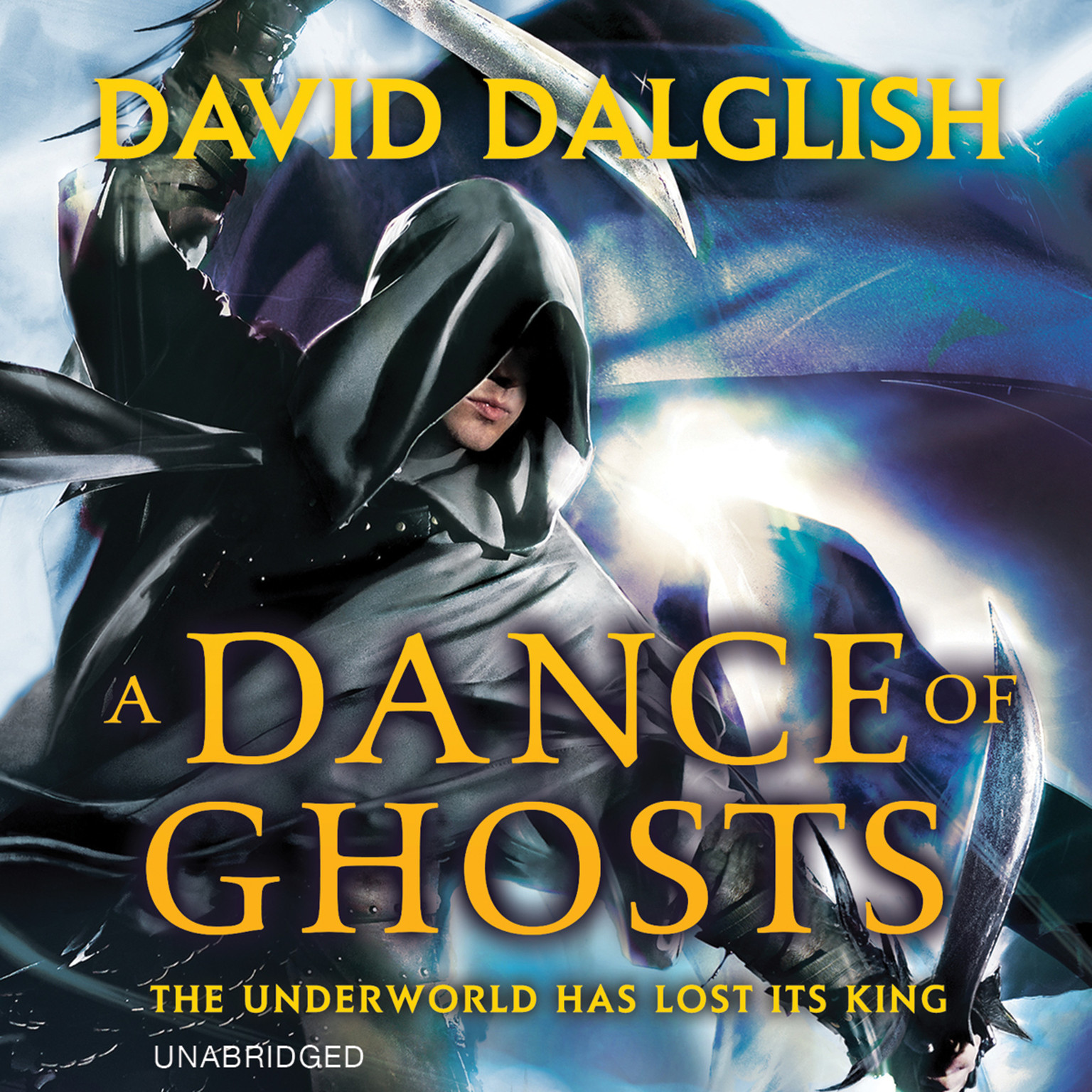 Printable A Dance of Ghosts Audiobook Cover Art