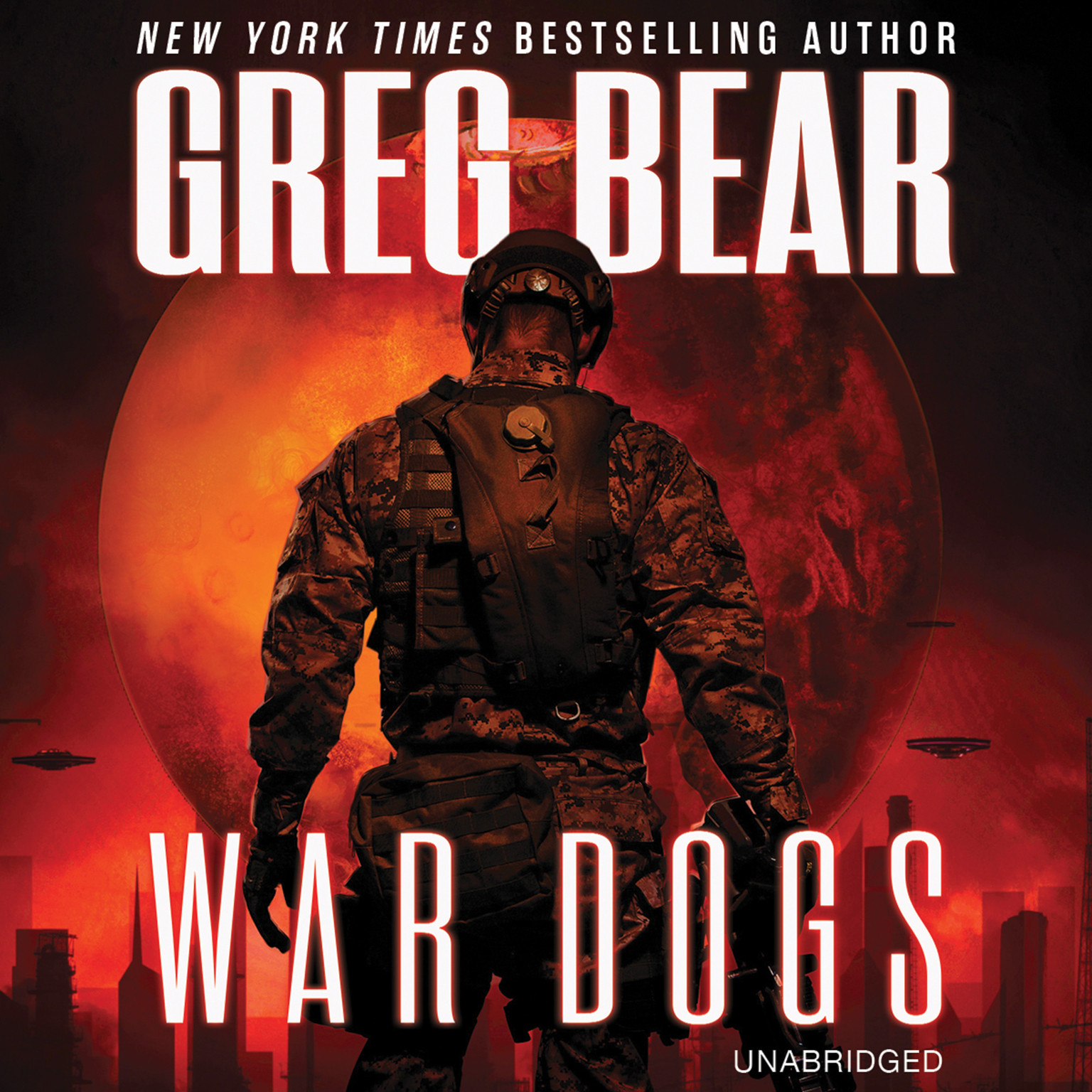 Printable War Dogs Audiobook Cover Art