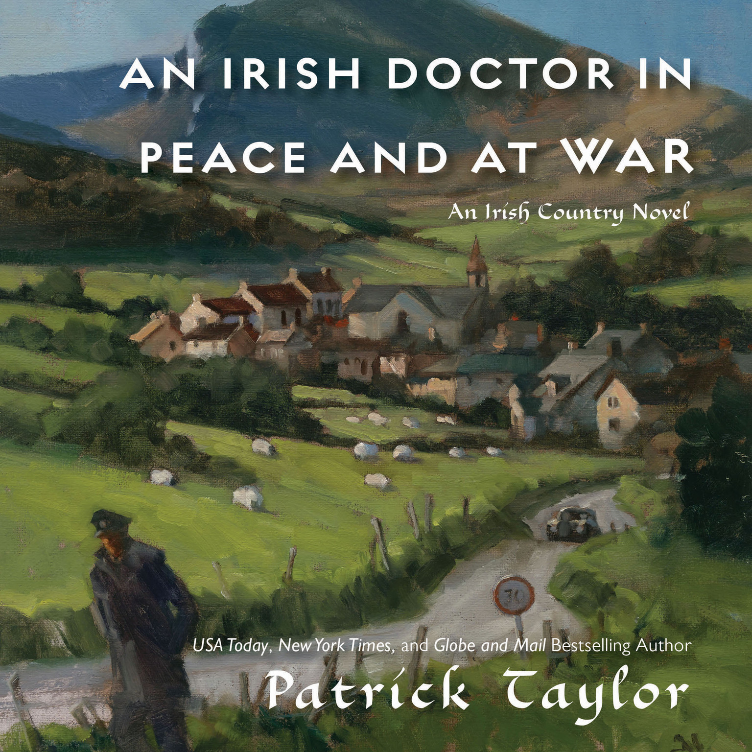 Printable An Irish Doctor in Peace and at War: An Irish Country Novel Audiobook Cover Art