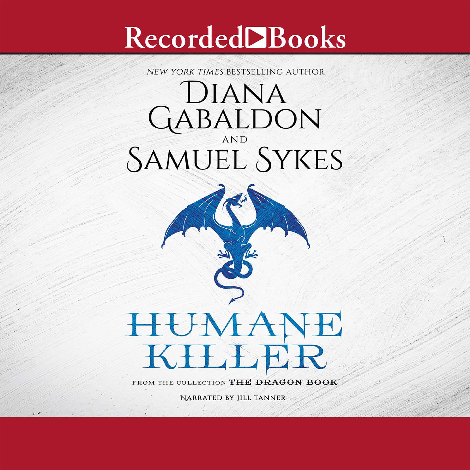 Printable Humane Killer Audiobook Cover Art