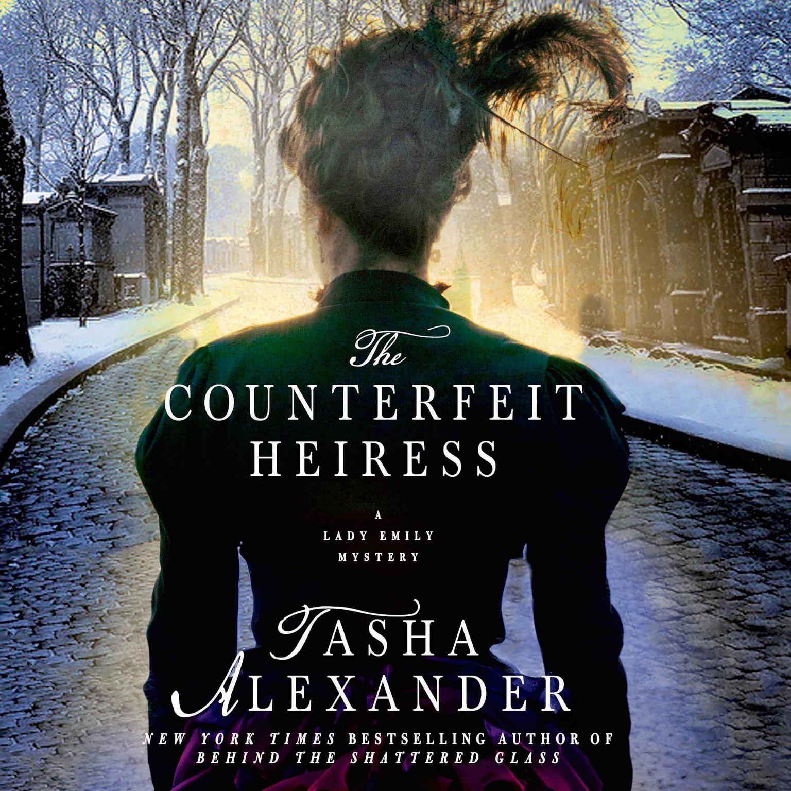 Printable The Counterfeit Heiress: A Lady Emily Mystery Audiobook Cover Art