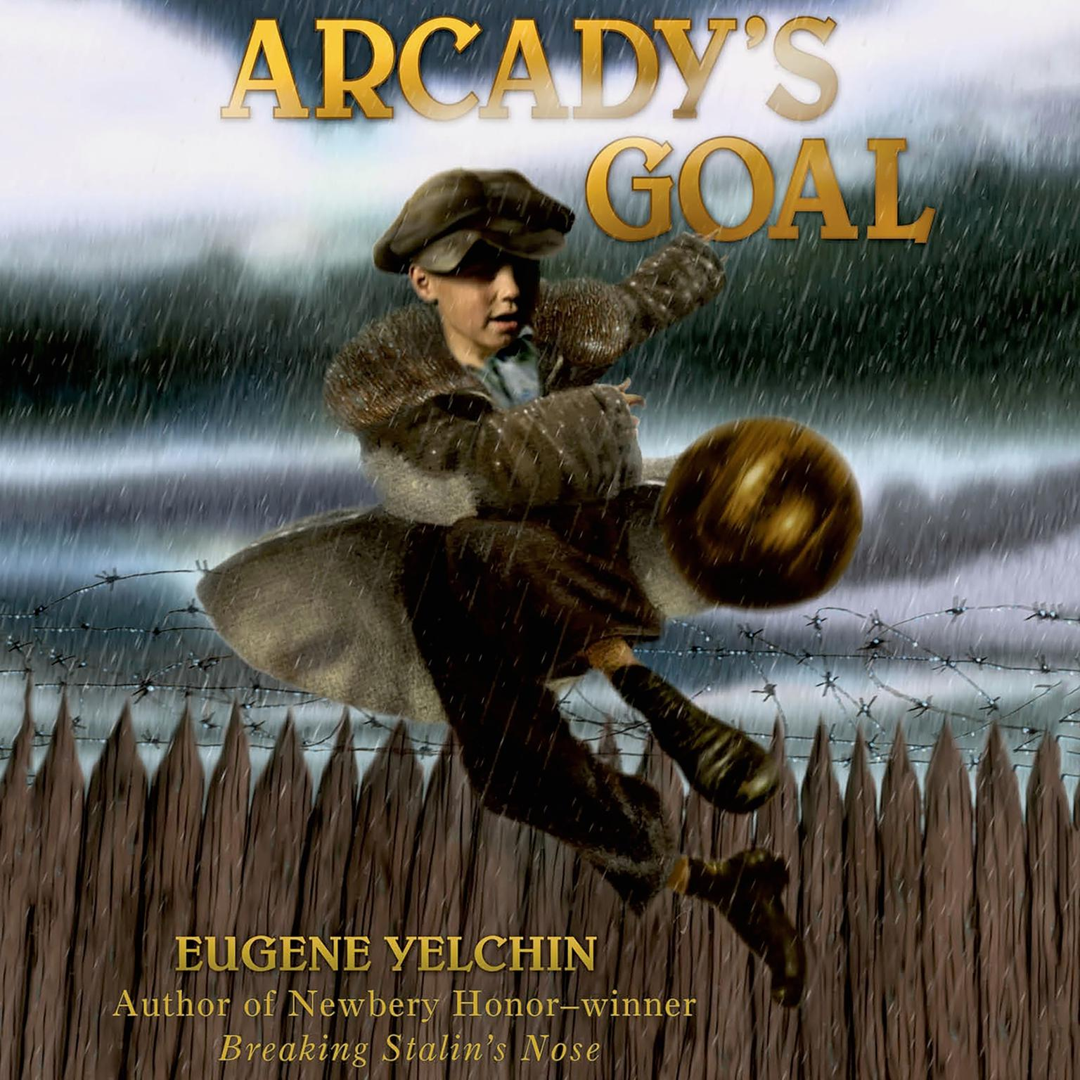 Printable Arcady's Goal Audiobook Cover Art