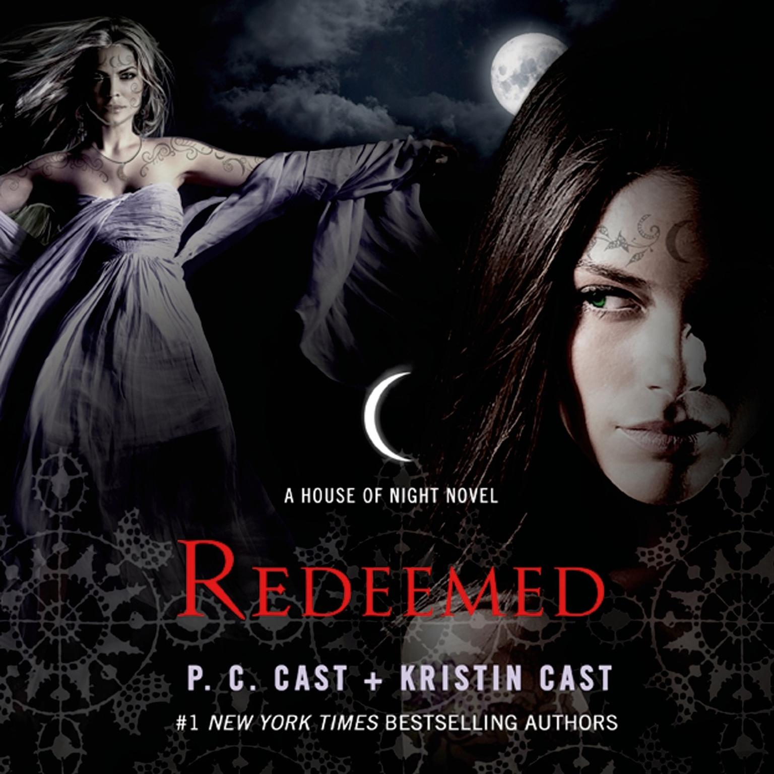 Printable Redeemed: A House of Night Novel Audiobook Cover Art