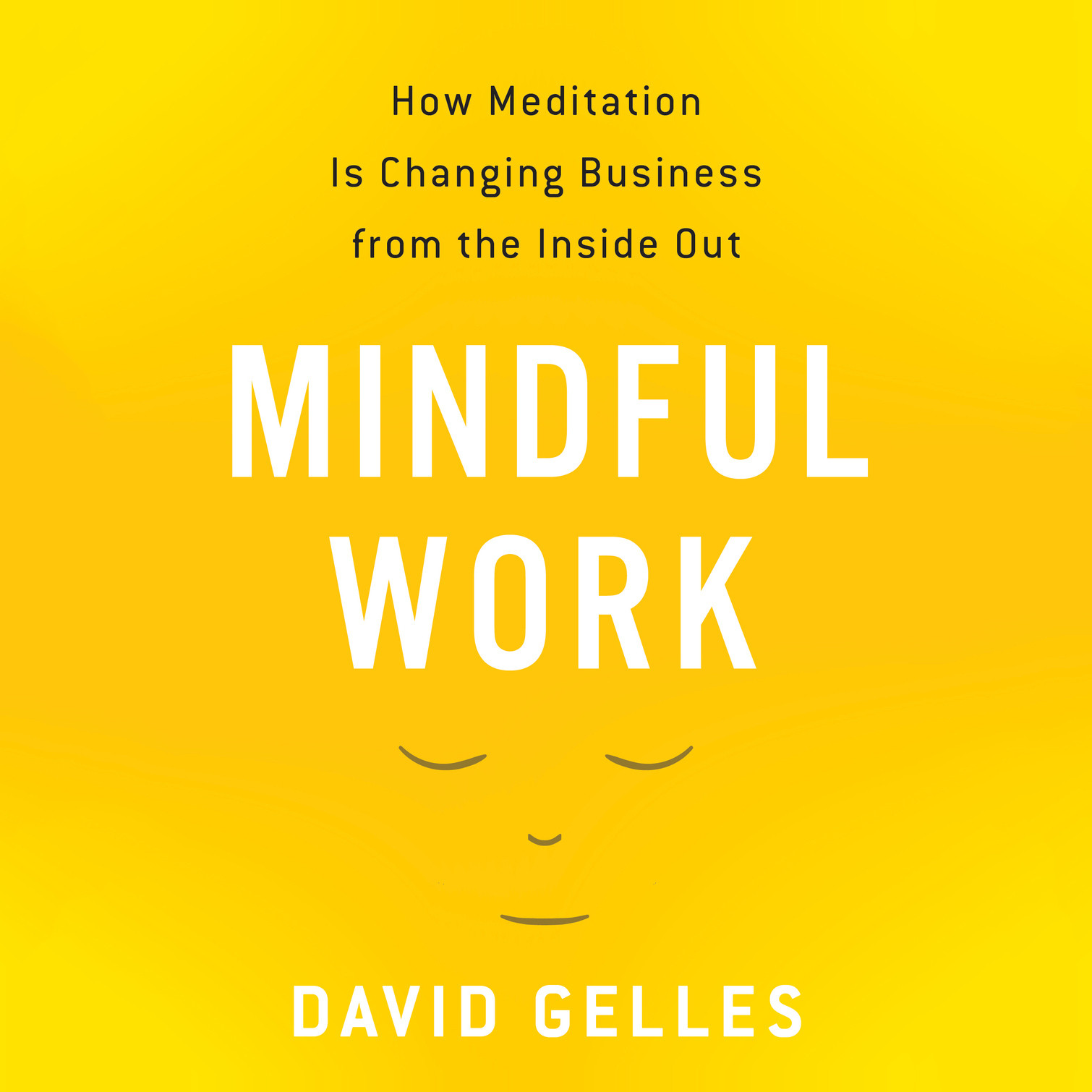 Printable Mindful Work: How Meditation is Changing Business from the Inside Out Audiobook Cover Art