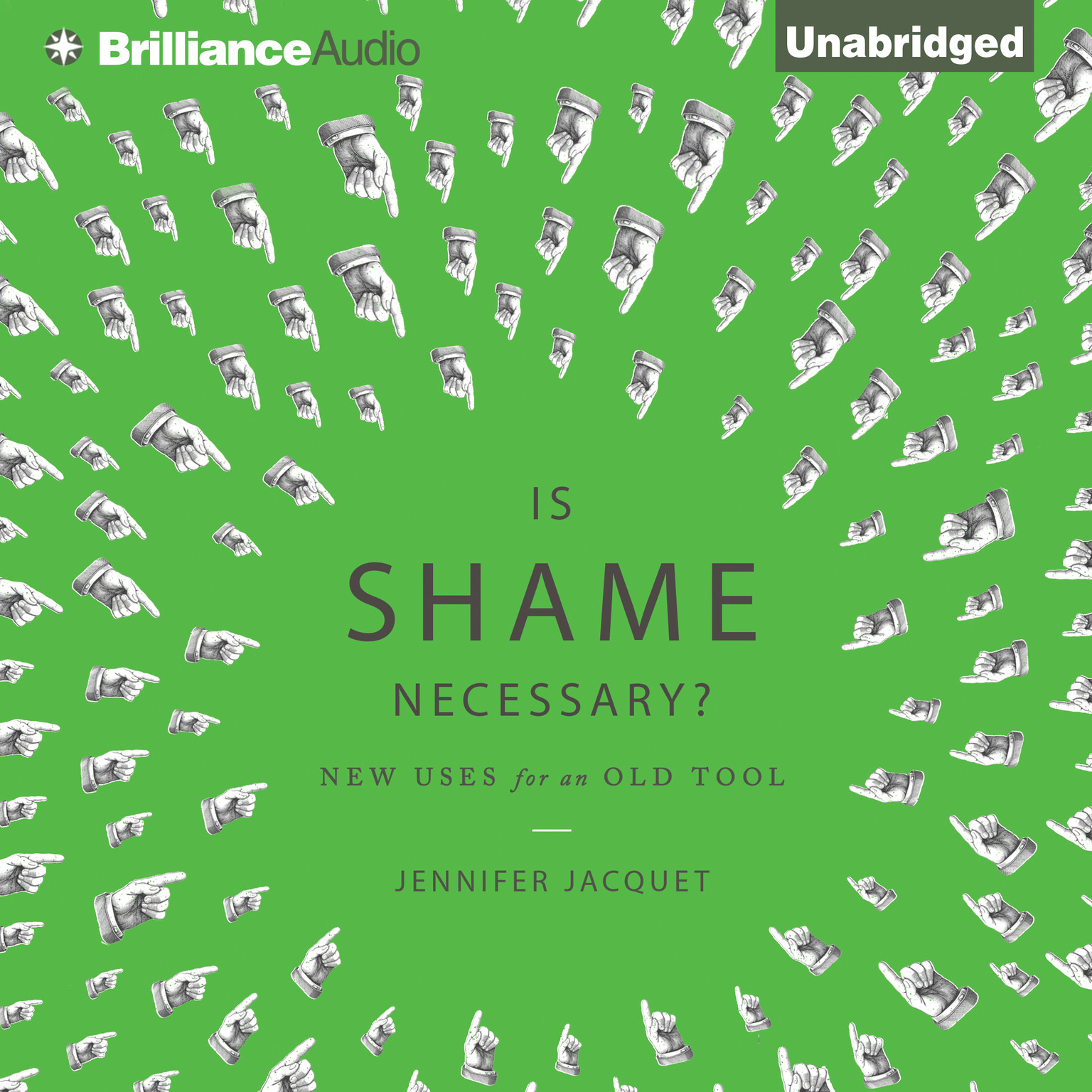 Printable Is Shame Necessary?: New Uses for an Old Tool Audiobook Cover Art