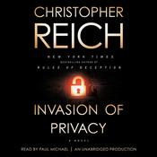 Invasion of Privacy: A Novel Audiobook, by Christopher Reich