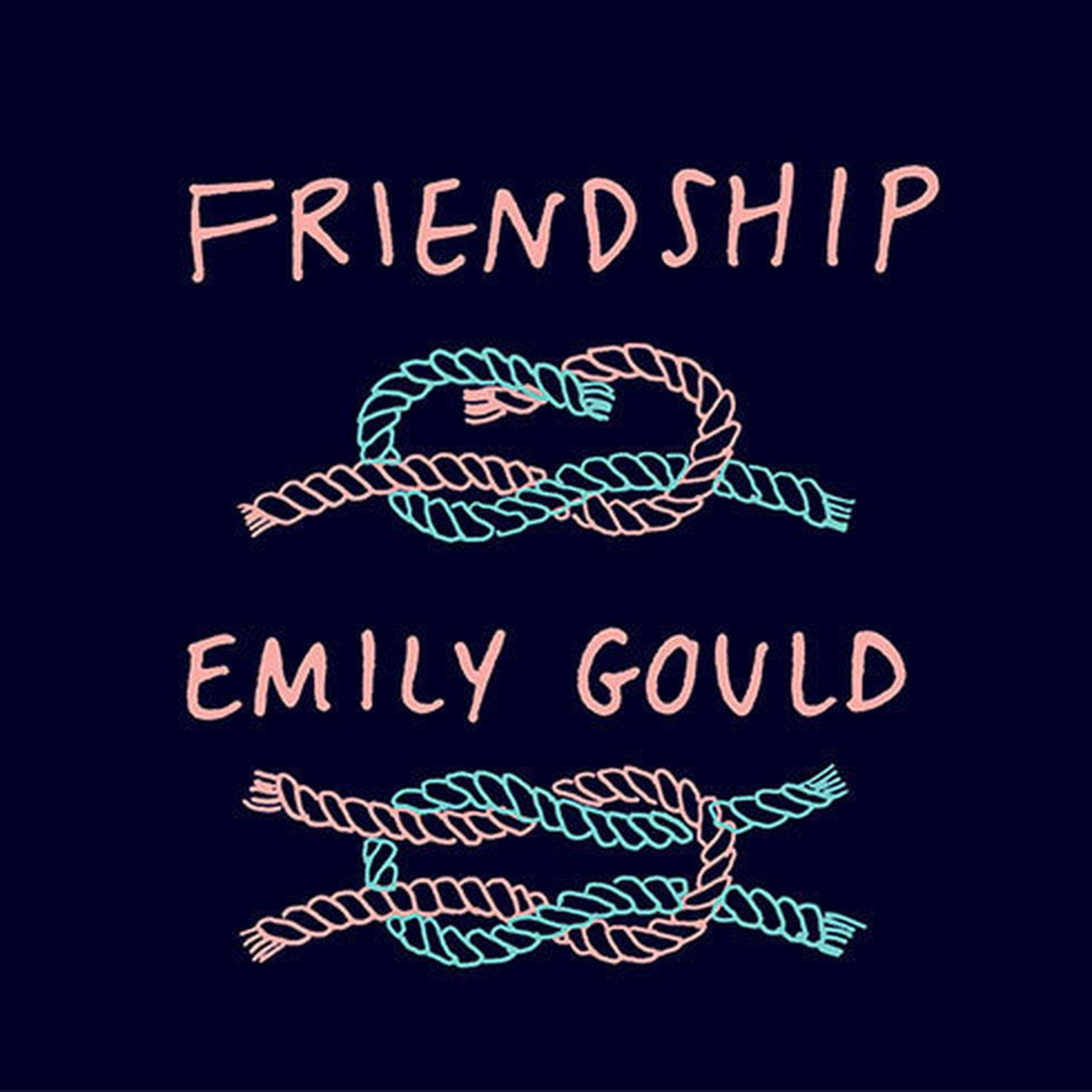 Printable Friendship Audiobook Cover Art