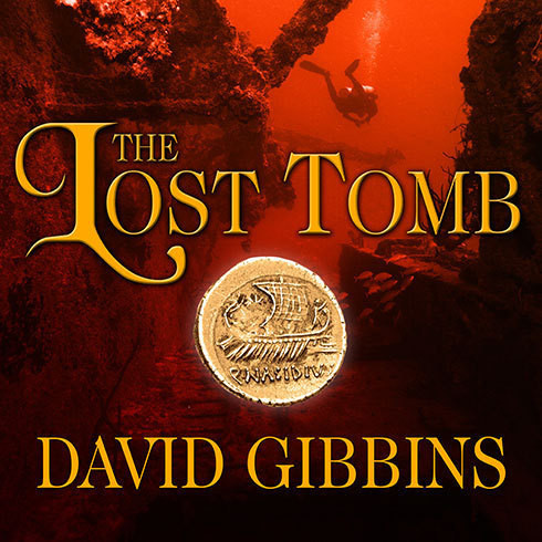 Printable The Lost Tomb Audiobook Cover Art