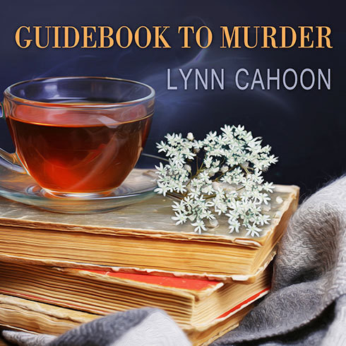 Printable Guidebook to Murder Audiobook Cover Art