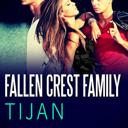 Printable Fallen Crest Family Audiobook Cover Art