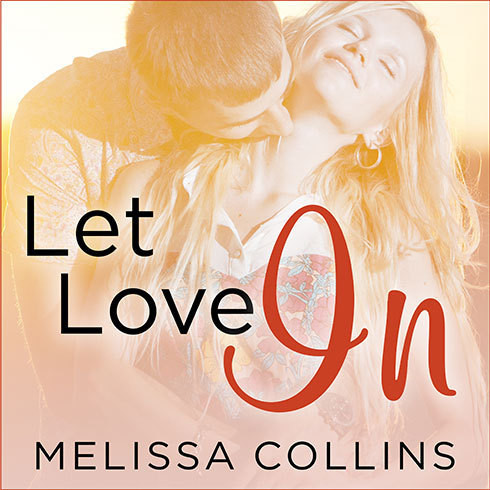 Printable Let Love In Audiobook Cover Art