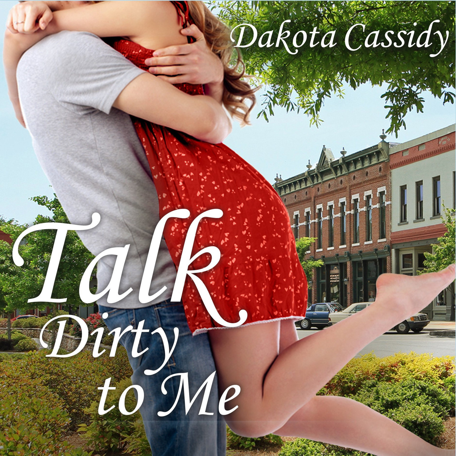 Printable Talk Dirty to Me Audiobook Cover Art