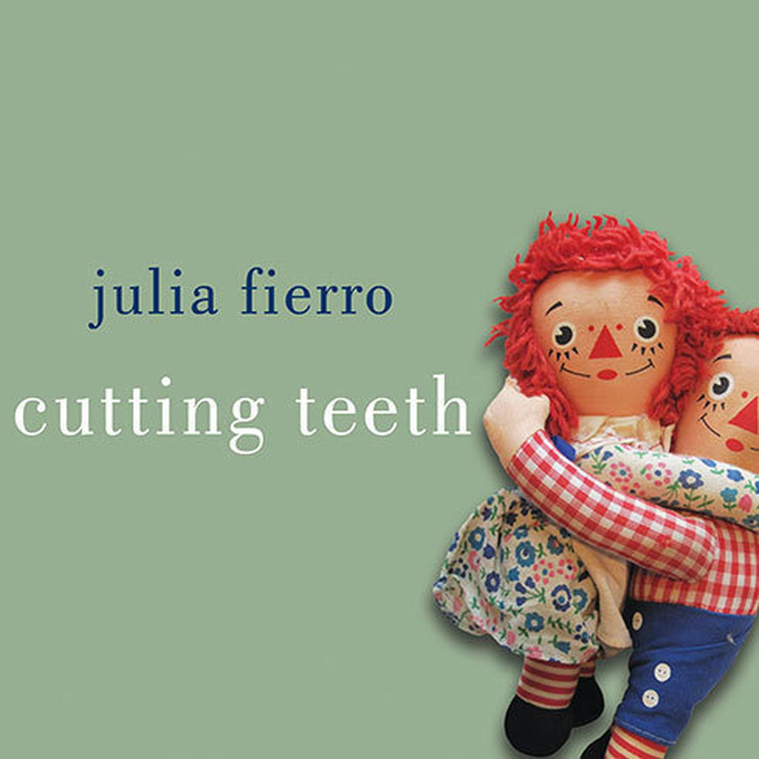 Printable Cutting Teeth Audiobook Cover Art