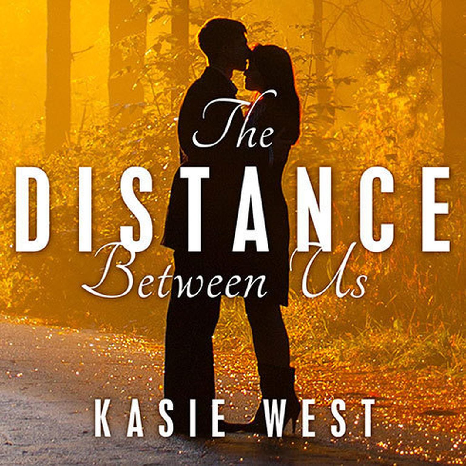 Printable The Distance Between Us Audiobook Cover Art