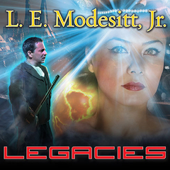 Legacies Audiobook, by L. E. Modesitt, L. E. Modesitt