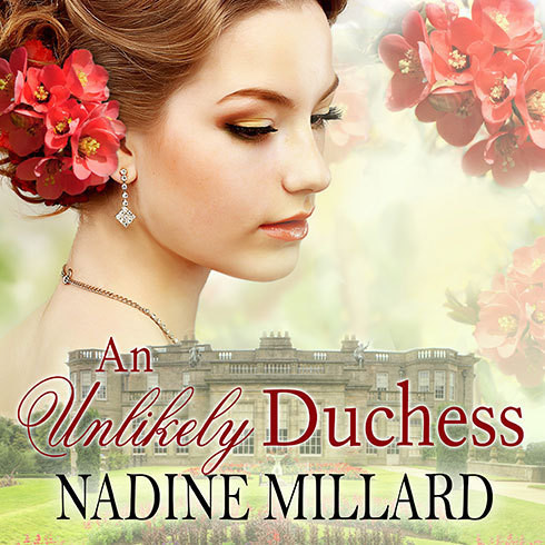 Printable An Unlikely Duchess Audiobook Cover Art