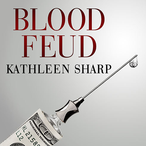 Printable Blood Feud: The Man Who Blew the Whistle on One of the Deadliest Prescription Drugs Ever Audiobook Cover Art