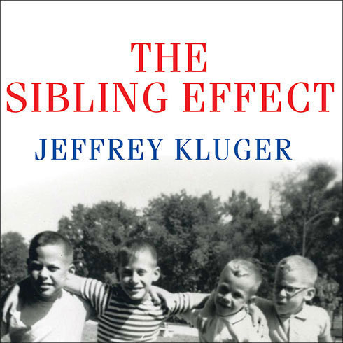 Printable The Sibling Effect: What the Bonds among Brothers and Sisters Reveal about Us Audiobook Cover Art