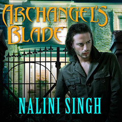 Archangels Blade Audiobook, by Nalini Singh