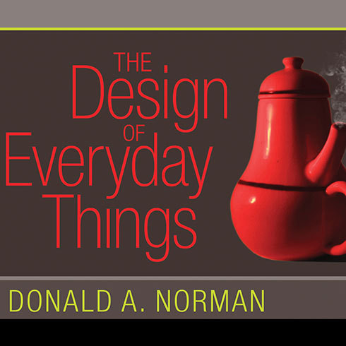 Printable The Design of Everyday Things Audiobook Cover Art