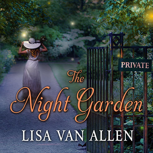 Printable The Night Garden Audiobook Cover Art