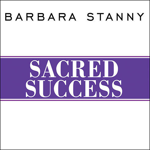 Printable Sacred Success: A Course in Financial Miracles Audiobook Cover Art
