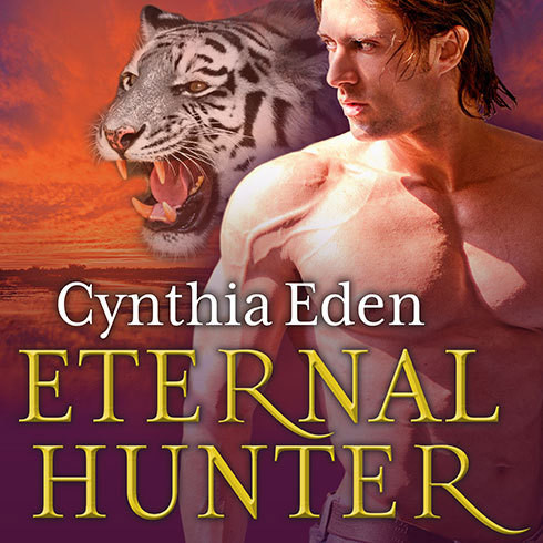 Printable Eternal Hunter Audiobook Cover Art