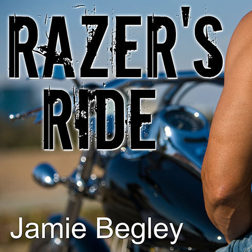 Printable Razer's Ride Audiobook Cover Art