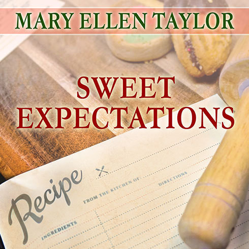 Printable Sweet Expectations Audiobook Cover Art