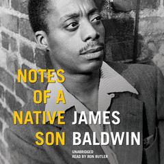 Notes of a Native Son Audiobook, by James Baldwin