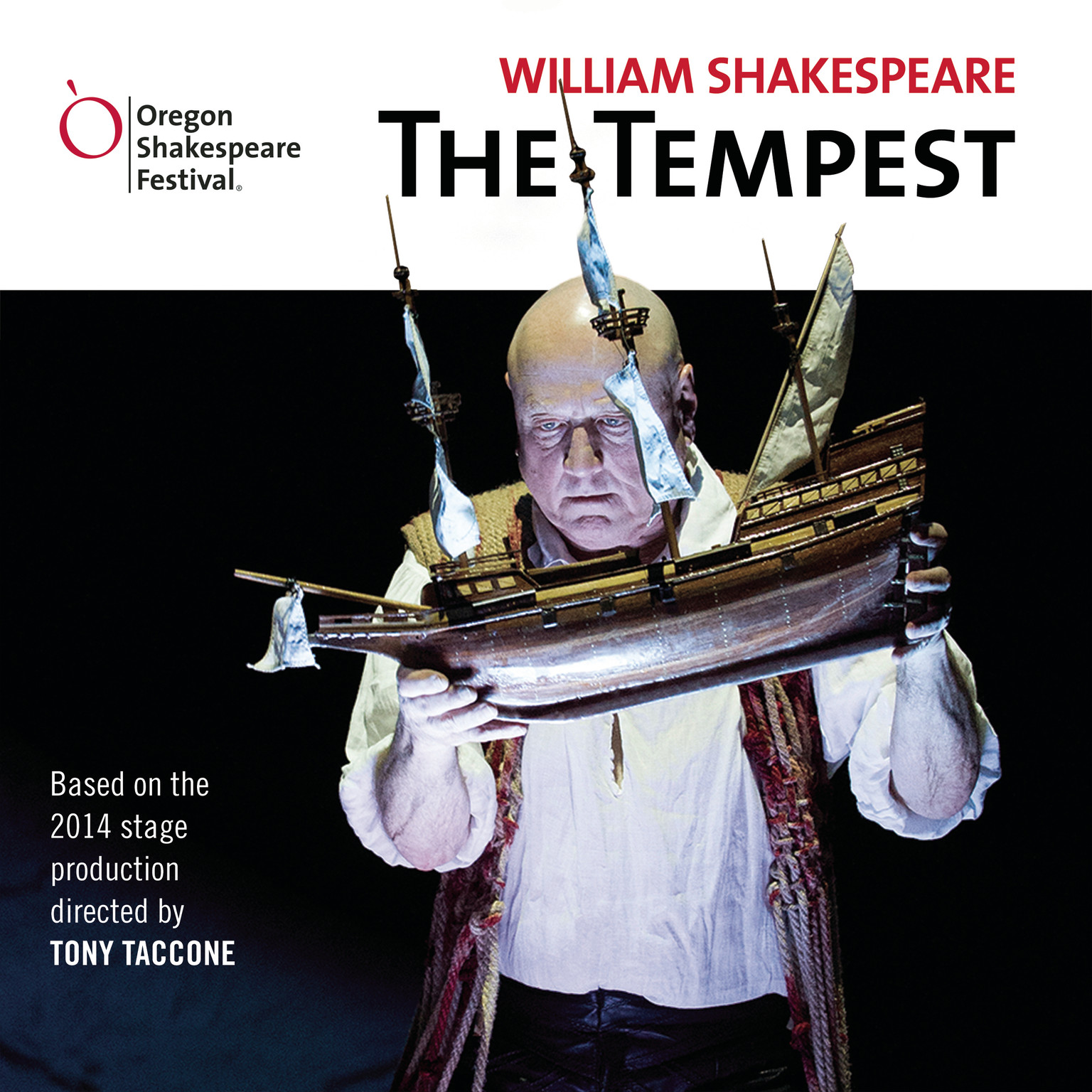 Printable The Tempest Audiobook Cover Art