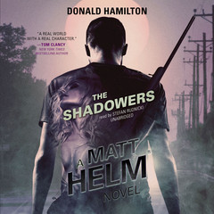 The Shadowers  Audiobook, by Donald Hamilton
