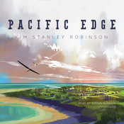Pacific Edge , by Kim Stanley Robinson