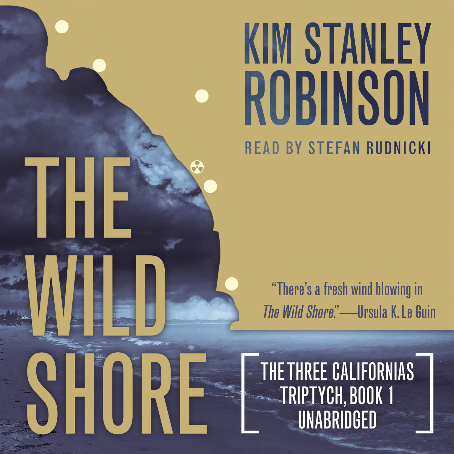 Printable The Wild Shore Audiobook Cover Art