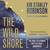 The Wild Shore, by Kim Stanley Robinson
