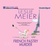 French Pastry Murder: A Lucy Stone Mystery Audiobook, by Leslie Meier
