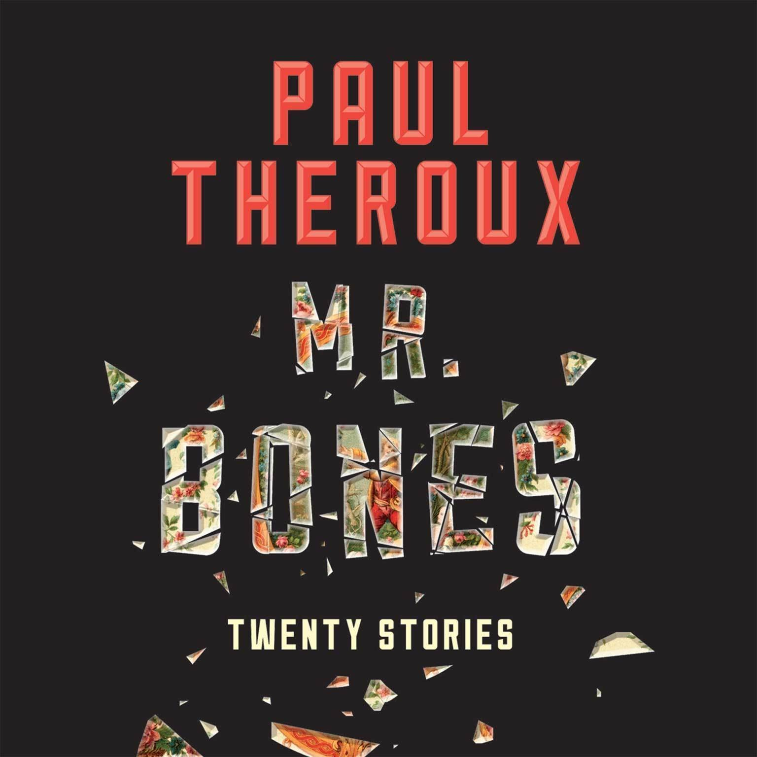 Printable Mr. Bones: Twenty Stories Audiobook Cover Art