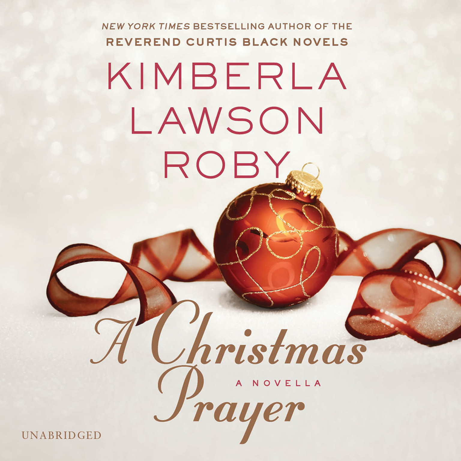Printable A Christmas Prayer Audiobook Cover Art