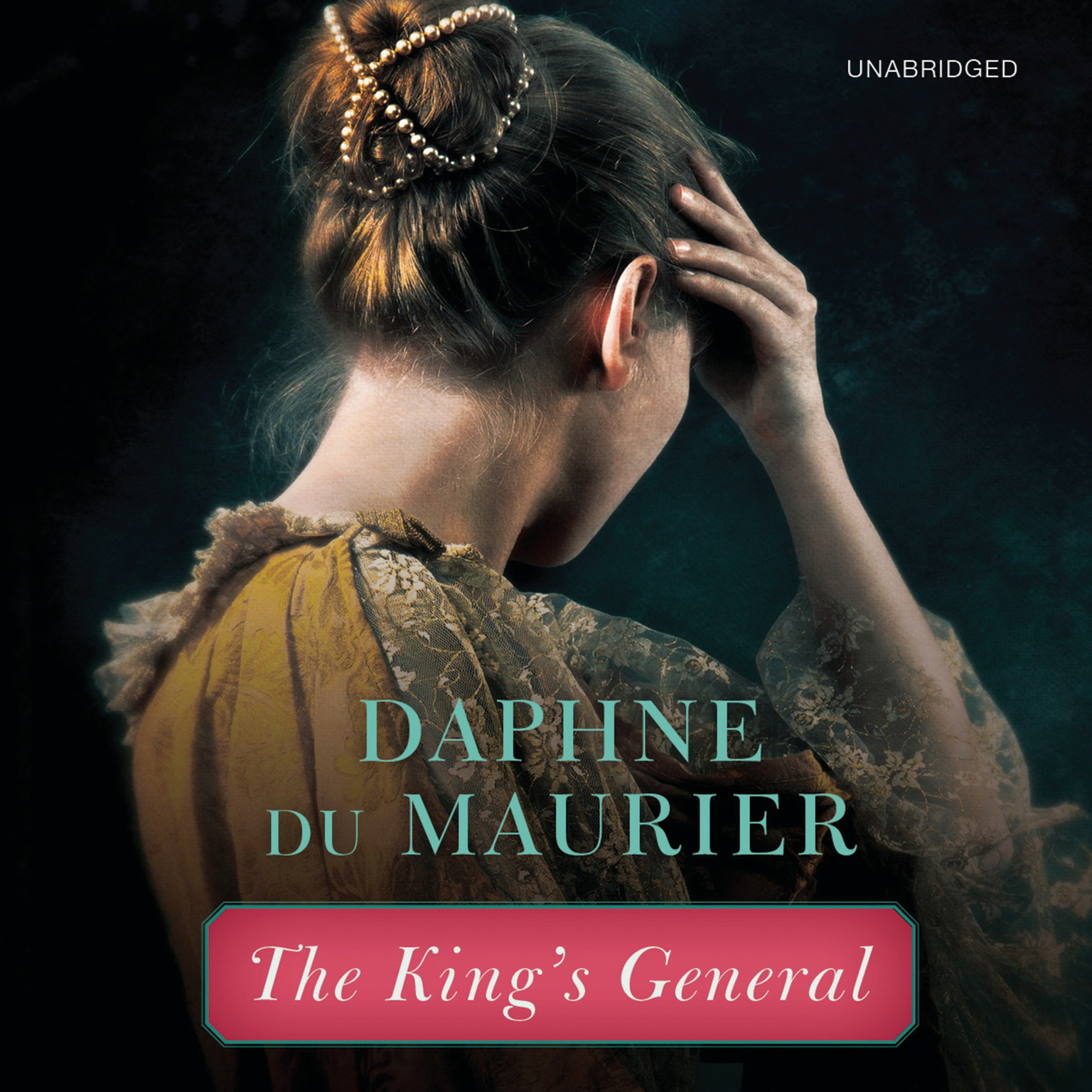 Printable The King's General Audiobook Cover Art