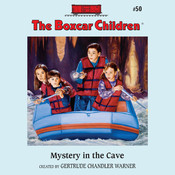 The Mystery in the Cave Audiobook, by Gertrude Chandler Warner
