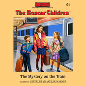 The Mystery on the Train Audiobook, by Gertrude Chandler Warner