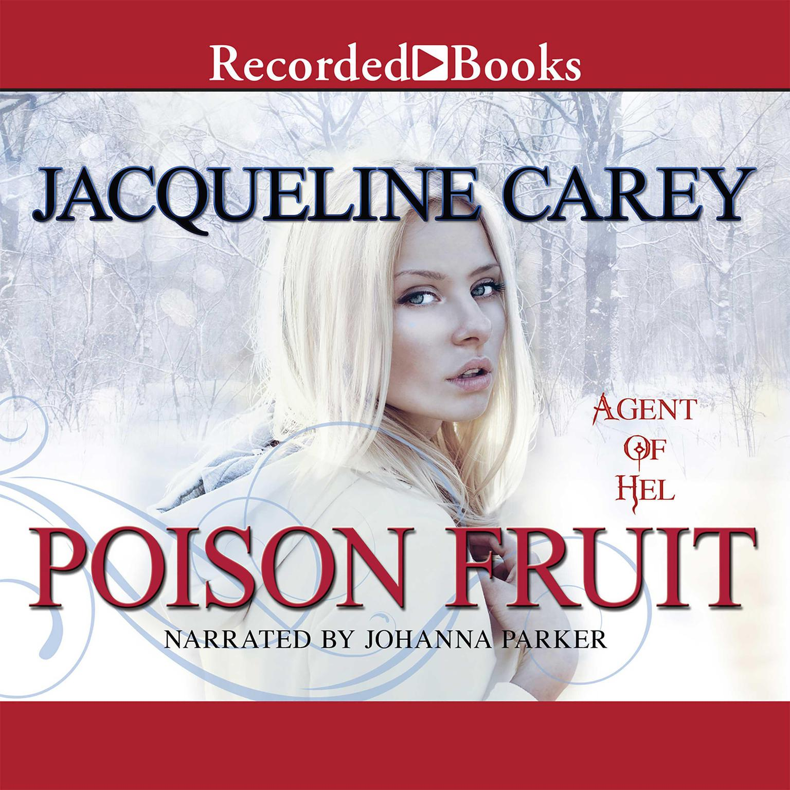 Printable Poison Fruit: Agent of Hel Audiobook Cover Art