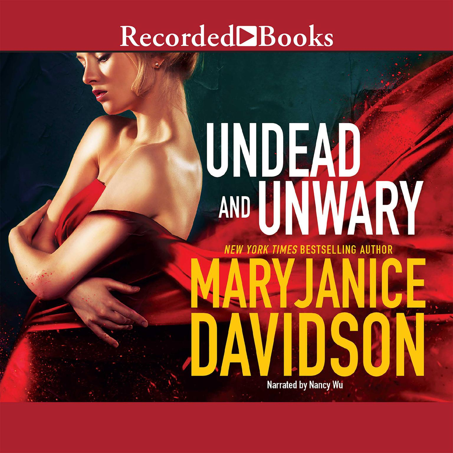 Printable Undead and Unwary Audiobook Cover Art