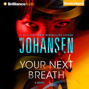 Your Next Breath: A Novel, by Iris Johansen