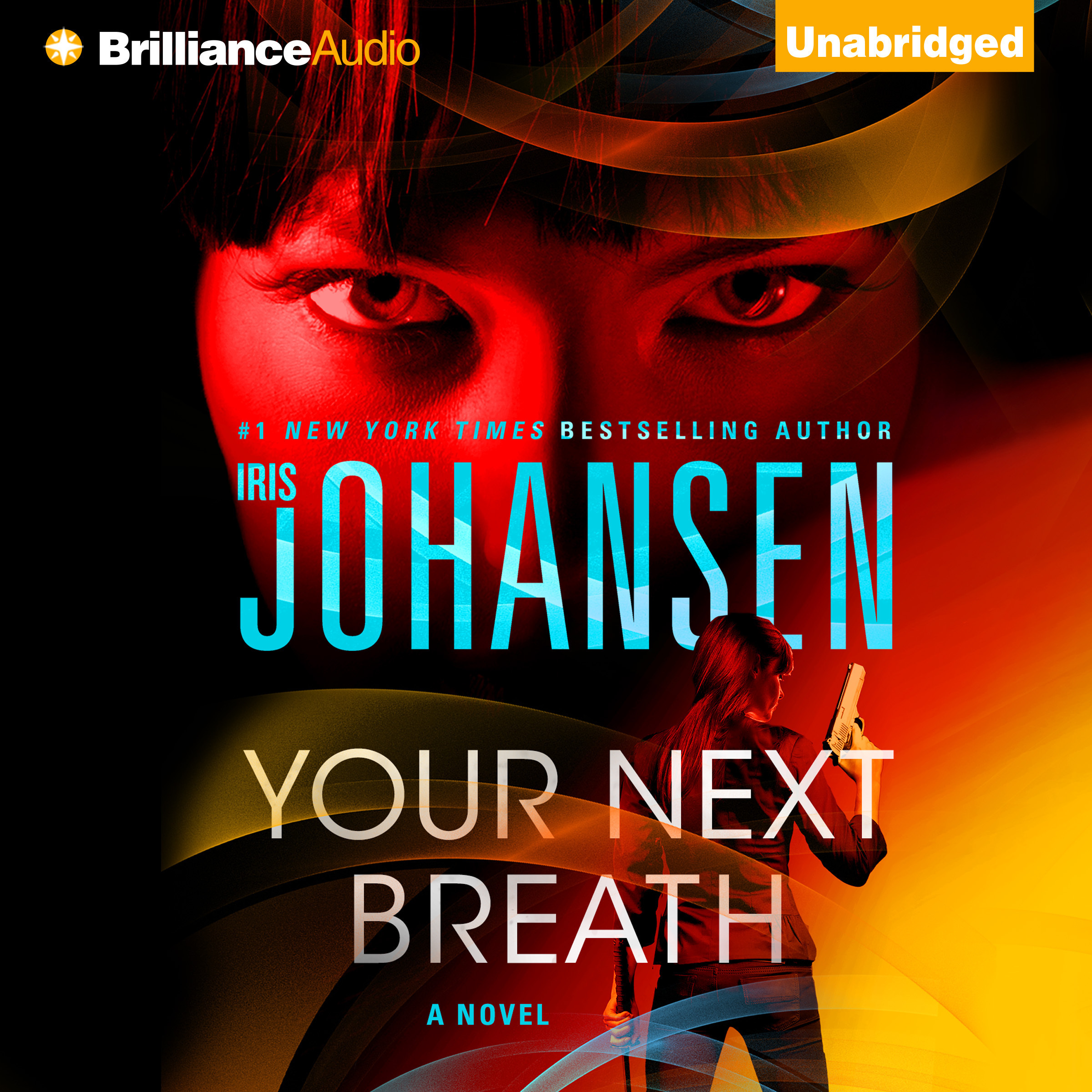 Printable Your Next Breath: A Novel Audiobook Cover Art